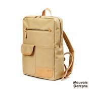 [모베가르송] MV MODERN BACKPACK - Beige