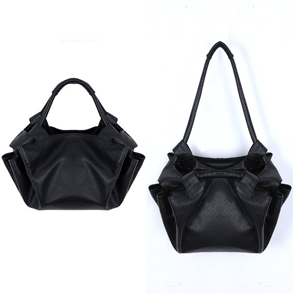[델피엘]bloom 2way bag*black*