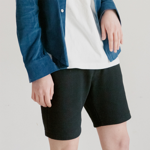 [blair by square] Cotton Shorts (2 Color)