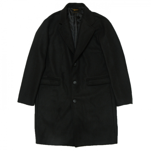 EV Loosefit Basic Coat (Black)