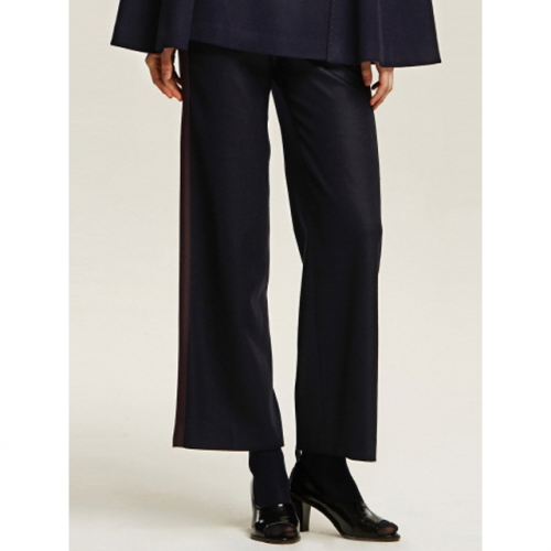 까이에 Side Line Wide Pants