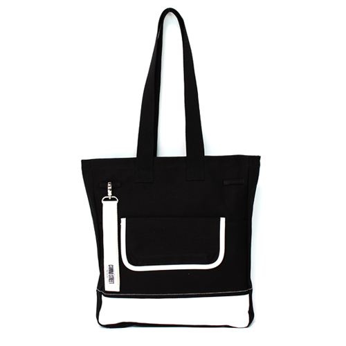 카미노스트릿 CAMINO STREET ECO BAG (BLACK)