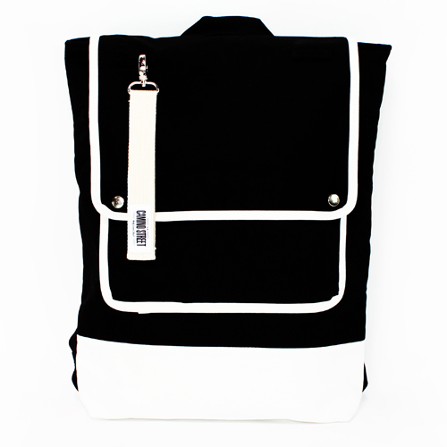 카미노스트릿 CAMINO STREET Backpack (Black)