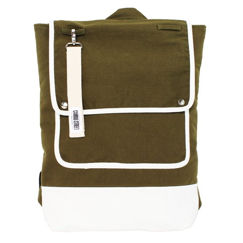 카미노스트릿 CAMINO STREET Backpack (Kaki)