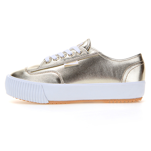 [FEIYUE 페이유에]PLAIN PLATFORM TL / GOLD CHROME / F20256W