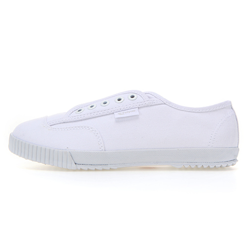 [FEIYUE 페이유에]PLAIN LACELESS TL / WHITE WHITE / F20259W