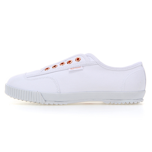 [FEIYUE 페이유에]PLAIN LACELESS TL / WHITE ROSE GOLD / F20260W