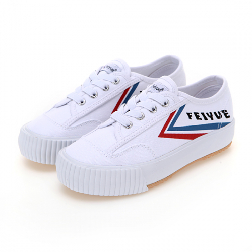[FEIYUE 페이유에]CHILD PLATFORM / WHITE BLUE RED / F30201C