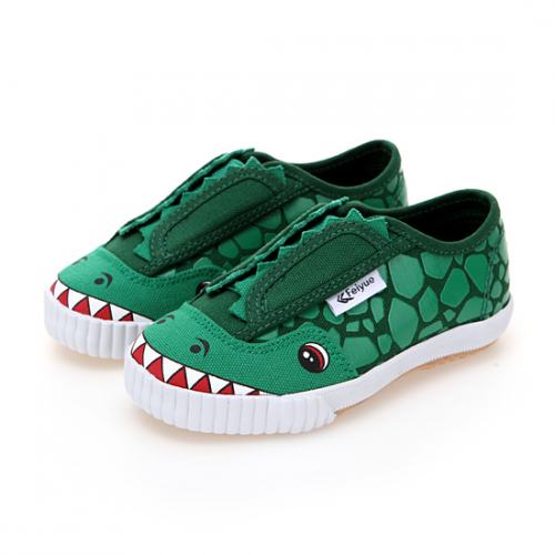 [FEIYUE 페이유에]FE LO KID ANIMAL TL / LACELESS ALLIGATOR / F30212T
