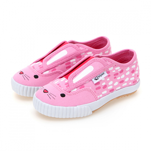 [FEIYUE 페이유에]FE LO KID ANIMAL TL / LACELESS PINK RABBIT / F30214T