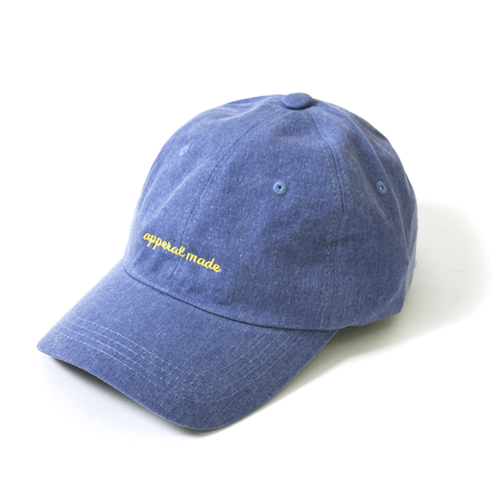 [AMADE] May Cotton Ball Cap Blue