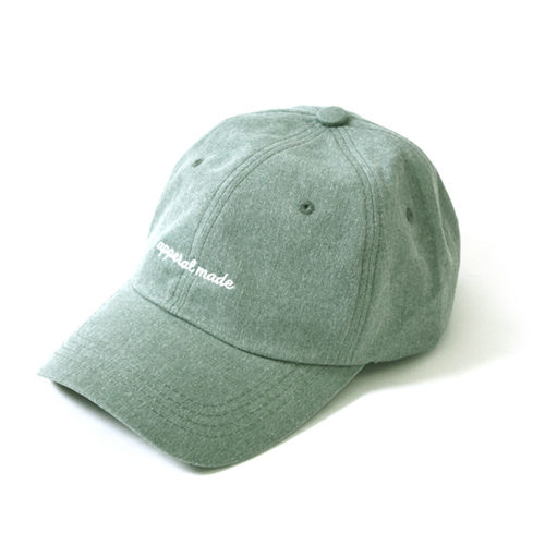 [AMADE] May Cotton Ball Cap Mint