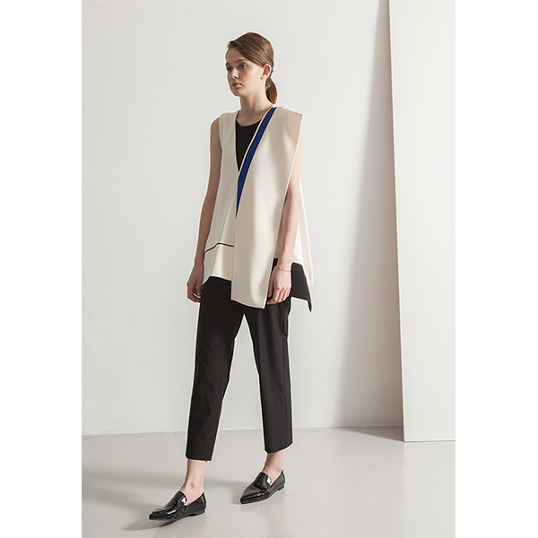 르이엘 [ Le yiel ] Intersection Blouse