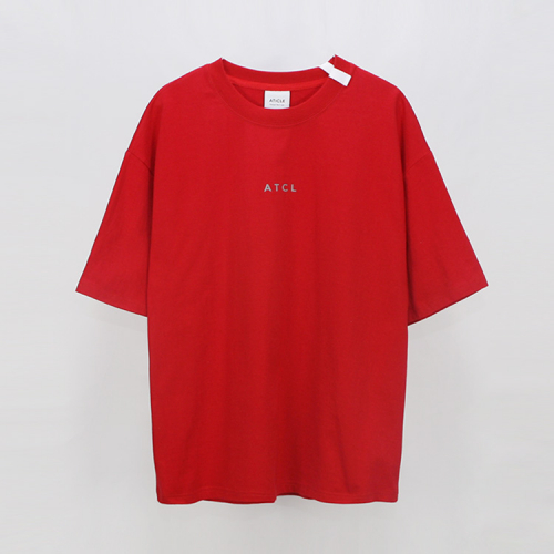 [애티클][ATICLE] Ribbon point T-shirt_RD