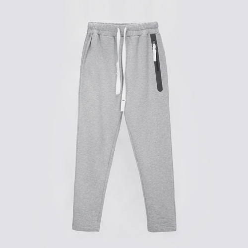 [ATICLE] Welding Zip Baggy Fit Sweatpants_MG