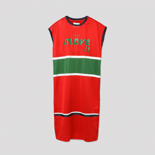 [애티클][ATICLE] Basketball Mesh Dress_RD
