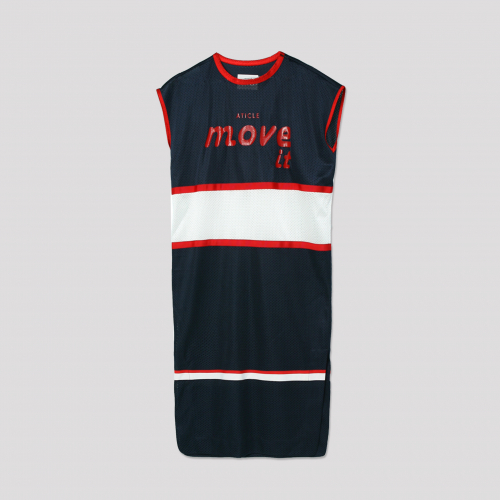 [애티클][ATICLE] Basketball Mesh Dress_NY