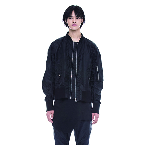[비뮈에트][SOUNDS BMUET(TE)] BOMBER JACKET