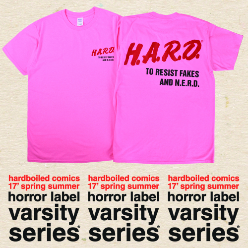 HARD DRUGS t-shirts (PK)
