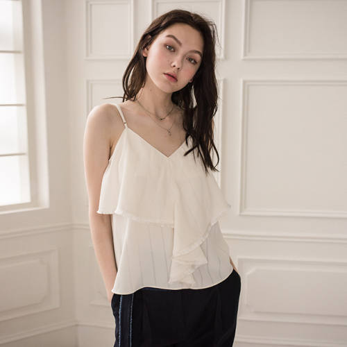 SUMMER TOP IVORY