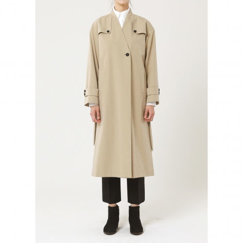 [HEINIQUE] Oriental Trench coat 