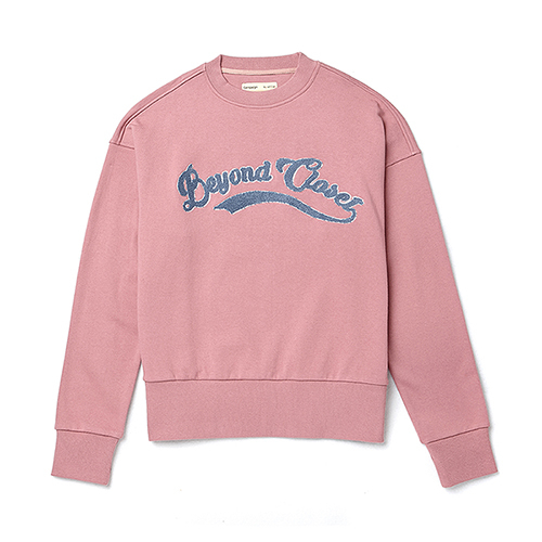 [COLLECTION LINE]ARCH LOGO SWEAT-SHIRTS ROSE PINK