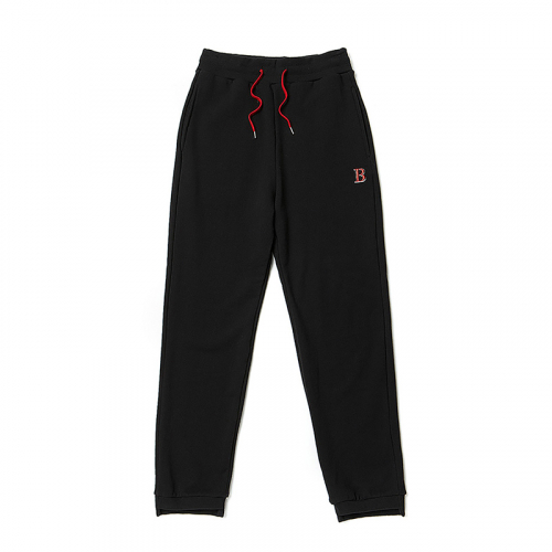 [비욘드클로젯]BASIC LOGO SWEAT JERSEY PANTS 2017WINTER BLACK