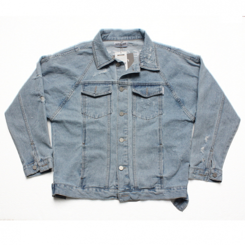 [고디크] DENIM JACKET [G8SB01U61]