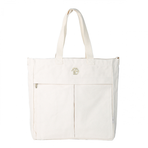 [DIEZ] WEEKLY ECO BAG / IVORY
