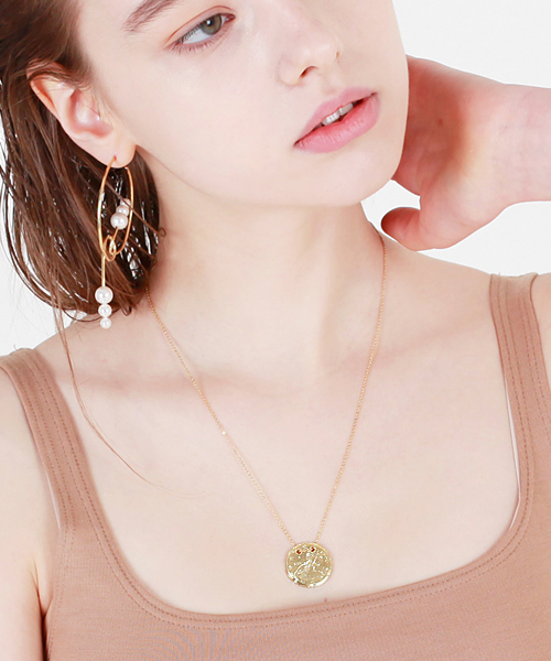 Coin Necklace[DL18SSNC08MTF]