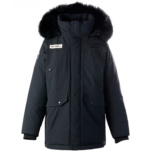 [댁스터] CATSKILL HEAVY DOWN PARKA(BLACK)