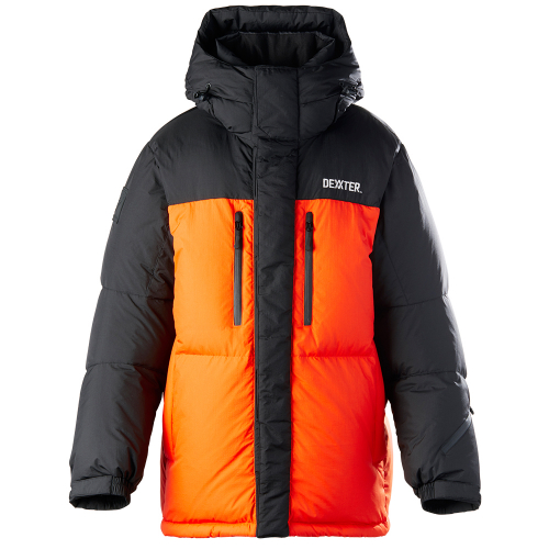 [댁스터] PANTHER GOOSE DOWN PARKA(Orange)