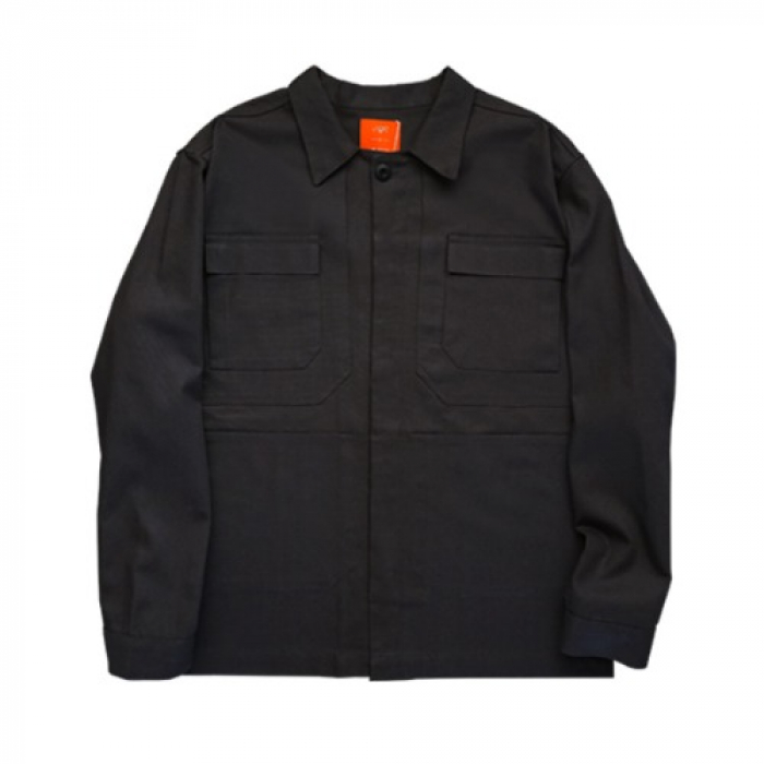 [라잇루트]GRAY MULTI POCKET SHIRTS JACKET [조익수]